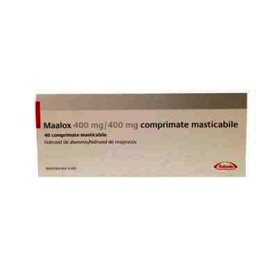 Maalox - cpr.mast. x 40 - Takeda