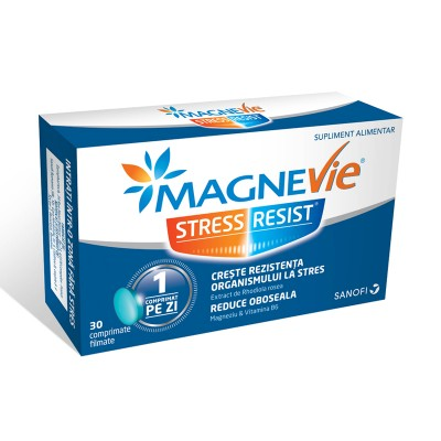 Magnevie Stress Resist -cpr. x 30