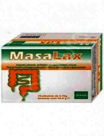Masalax-plic x 20-Sofar
