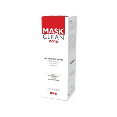 Mask Clean Acne Gel Purifiant Facial x 150 ml