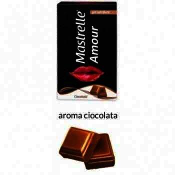 Mastrelle Amour Gel Lubrifiant Ciocolata x 50 g - Fiterman