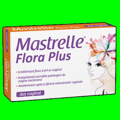 Mastrelle® Flora Plus, dus vaginal