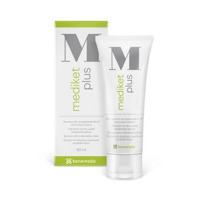 Mediket Plus Sampon x 60 ml