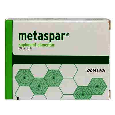 Metaspar -cps x 20 - Zentiva