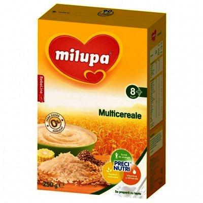 Milupa Cereale Fara Lapte Multicereale 8+ x 250 g