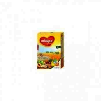 Milupa Musli Junior 7 Cereale cu 5 Fructe x 250 g
