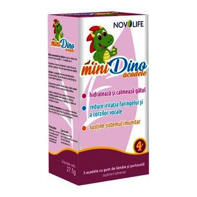 MiniDino Acadele x 5 - Gofarm