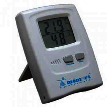 Minut Termometru Camera cu Higrometru