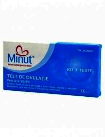 Minut Test Ovulatie Banda x 3