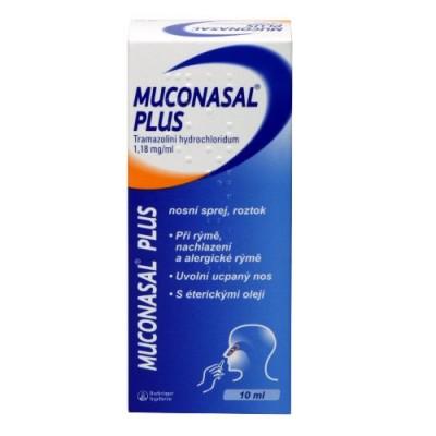 Muconasal Plus Spray 1.18 mg x 10 ml - Boehringer