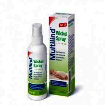 Multilind Wickel Spray x 100 ml