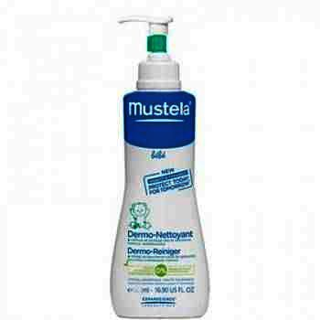 Mustela Dermo-Cleansing Gel Spumant Piele Normala x 750 ml