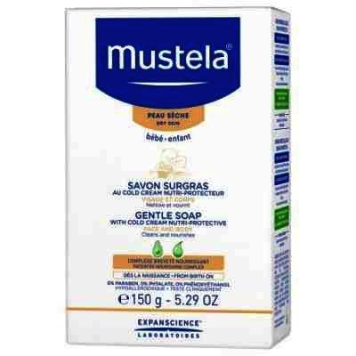 Mustela Sapun Nutriprotector Cold Crema