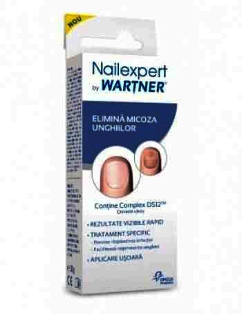 Nailexpert Trat. Unghii 4ml