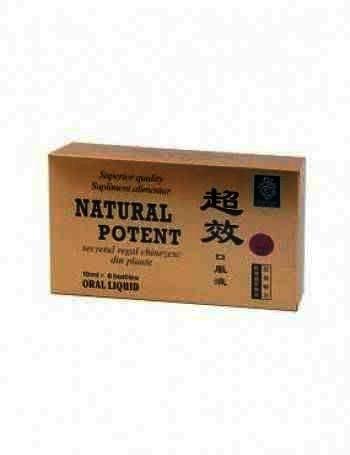 Natural Potent Thian Li-fiole Buvabile x 6