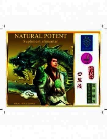 Natural Potent x 4 fi.