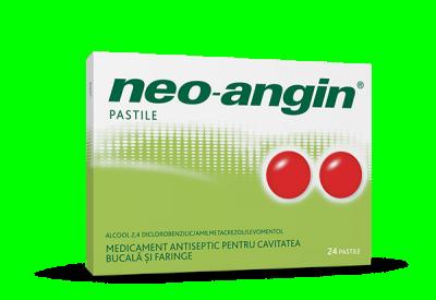 Neo-Angin'N x 24 - Divapharma