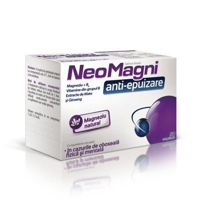 NeoMagni Antiepuizare -cpr. x 50 - Aflofarm