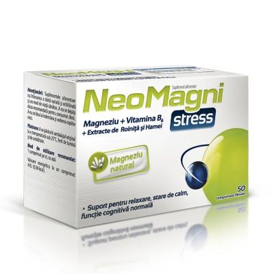 NeoMagni Stress -cpr. x 50 - Aflofarm