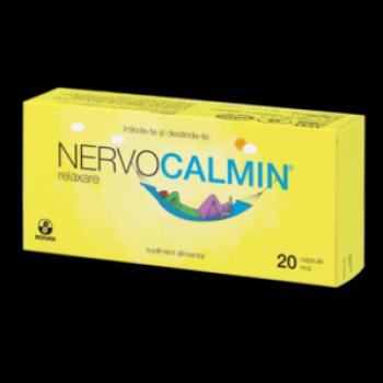 Nervocalmin Relaxare -cps x 30 - Biofarm