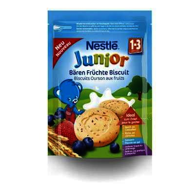 Nestle Biscuiti cu Fructe x 150 g
