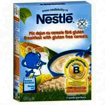 Nestle Mic Dejun Cereale fara Gluten x 250 g