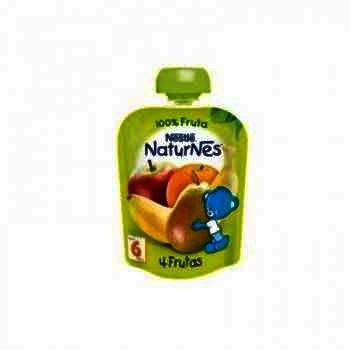 Nestle Piure Banane/Mere x 130 g