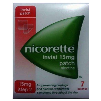 Nicorette Patch Plasturi 15mg/16h x 7 - McNeil