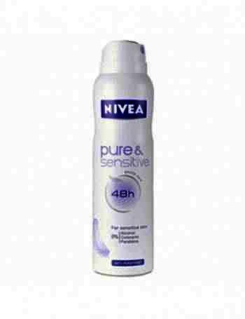 Nivea Deo Spray Feminine Pure&Sensitive