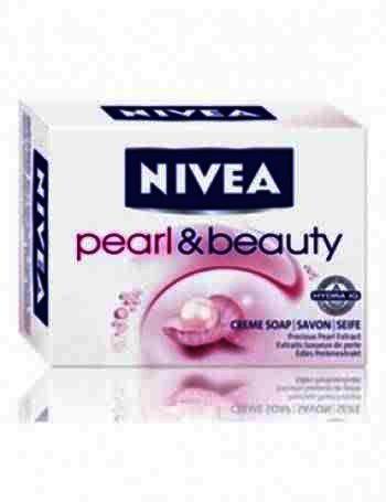 Nivea Sapun Pearl&Beauty 100g 80652