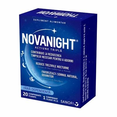 Novanight -cpr. x 20 - Sanofi