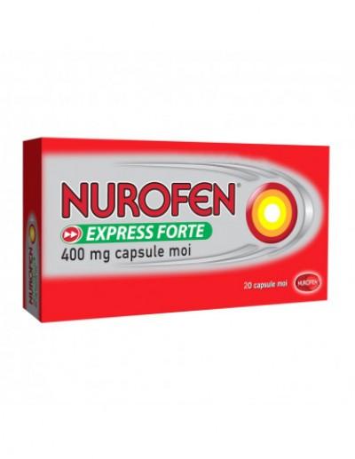 Nurofen Express Forte 400 mg -cps moi x 20