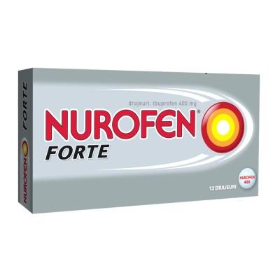 Nurofen Forte 400 mg -drj x 12 - Reckit