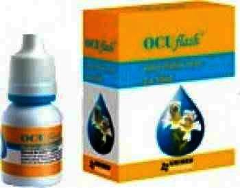 Ocuflash 10 ml -sol.oft. x 1 - Unimed