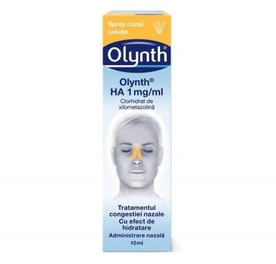 Olynth HA 0,1% x 10 ml