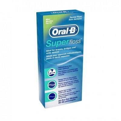 Oral B Ata Dentara Super Floss