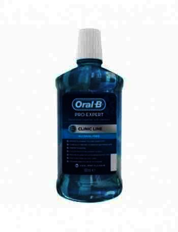 Oral b clinic line apa de gura 500 ml