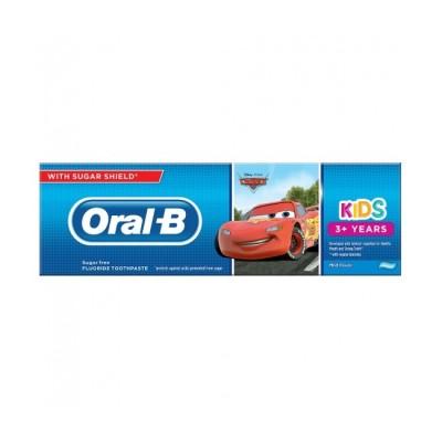 Oral B Pasta de Dinti Frozen & Cars 3-5 ani x 75 ml