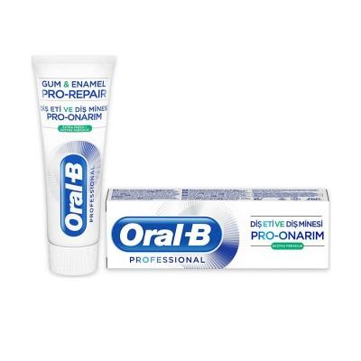 Oral B Pasta de Dinti Professional Pro-Repair Gingii & Smalt Fresh x 75ml