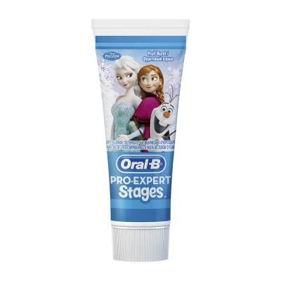 Oral B Pasta Dinti Stages Frozen 75 ml