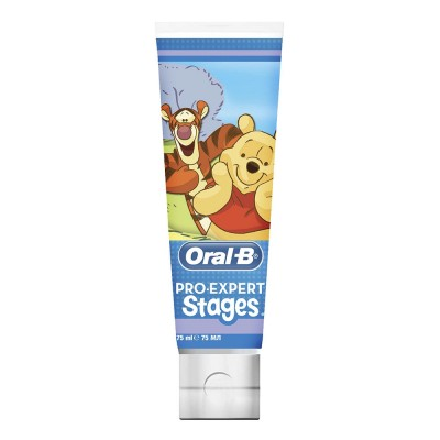 Oral B Pasta de Dinti Stages Winnie The Pooh, 75ml