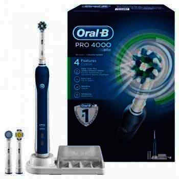 Oral B Periuta Electrica Pro 4000 Cros Act Box