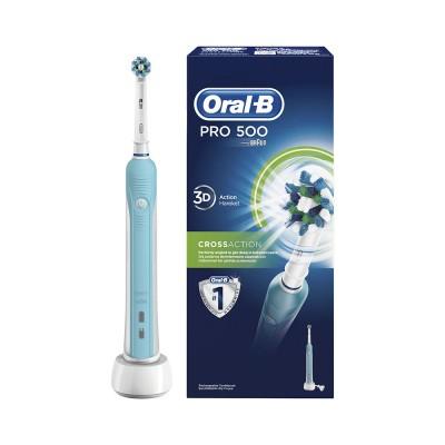 Oral B Periuta Electrica Pro 500 CrossAction