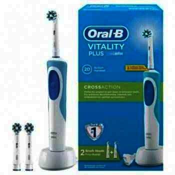 Oral B Periuta Electrica Vitality Plus Cross Action