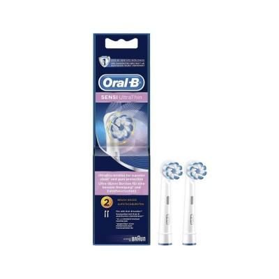 Oral B Rezerva Periuta Electrica EB60-2 Sensitive Ultra Thin - buc. x 2