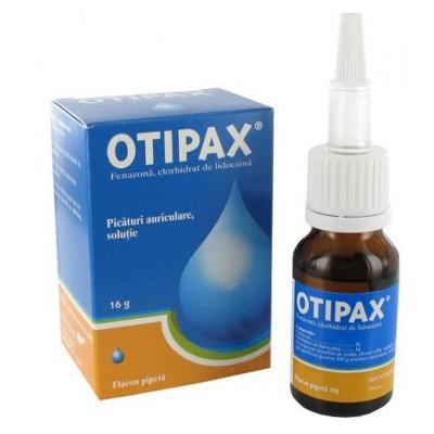 Otipax -pic.auricularefl x 16 ml - Biocodex