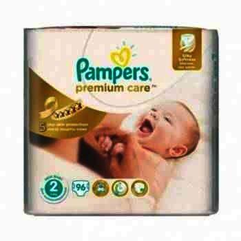 Pampers nr 2 Premium Care Mini 3-6 kg x 90