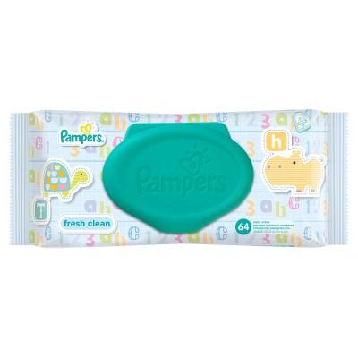 Pampers Servetele Baby Fresh x 64