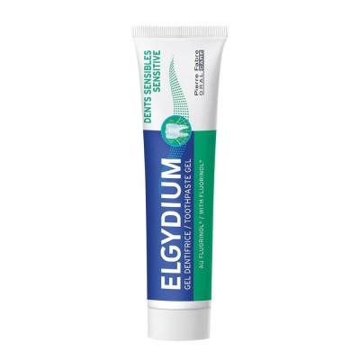 Pasta de dinti pentru dinti sensibili Elgydium Sensitive, 75 ml