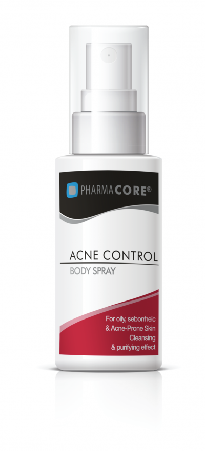 Pharmacore Acne Control Spray de Corp x 50 ml